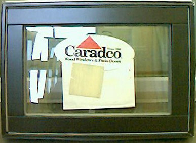 Caradco Picture Window