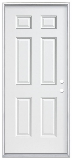 Affordable windows doors Belleville fiberglass doors